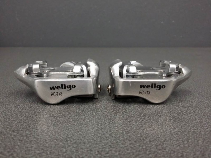 "Pedals automatic OUR ""WELLGO RC-713"" (Ref 221)"