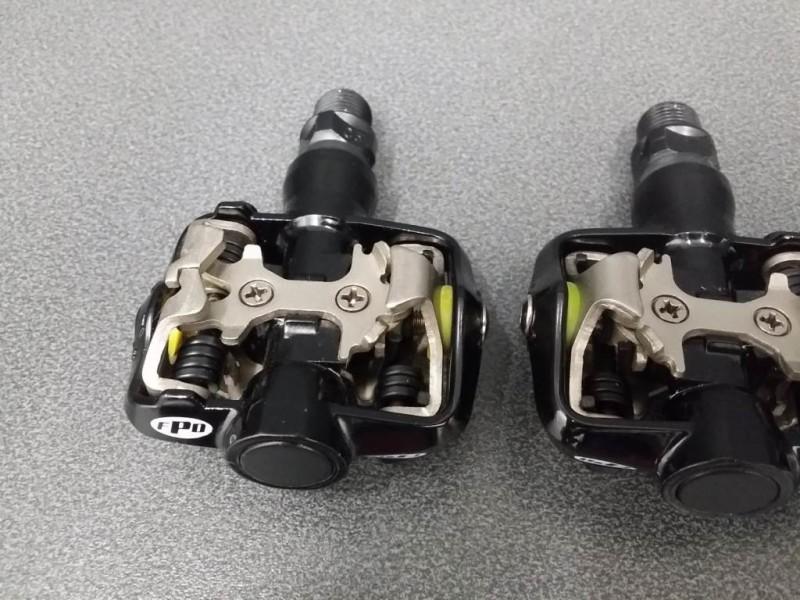 """Los pedales automáticos NUESTRO """"FPD copia Ritchey"""" (Ref 209)"""