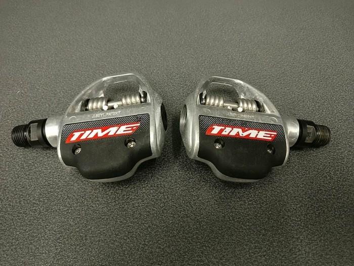 """Pédales automatique """"TIME CYCLO"""" (Ref 211)"""