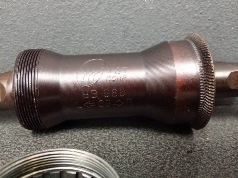 """Crank a OUR """"YST BB-966"""" 122mm (Ref 117)"""