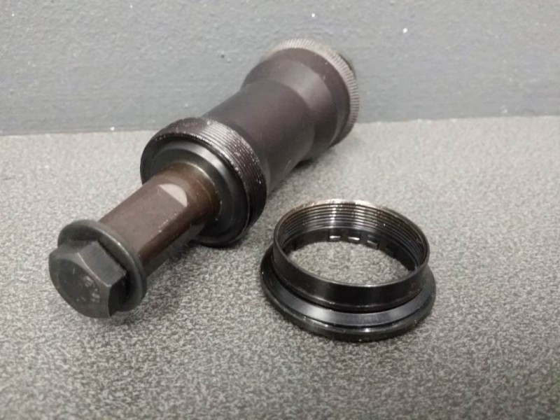 """Crank a OUR """"YST BB-966"""" 122mm (Ref 120)"""