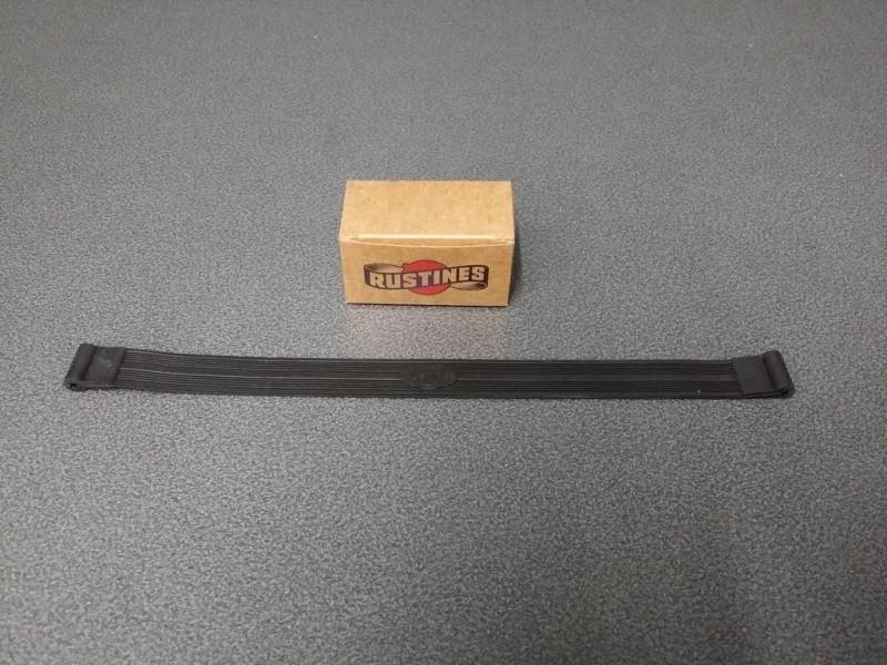 Protezione base posteriore di un Cavaliere (NERO)