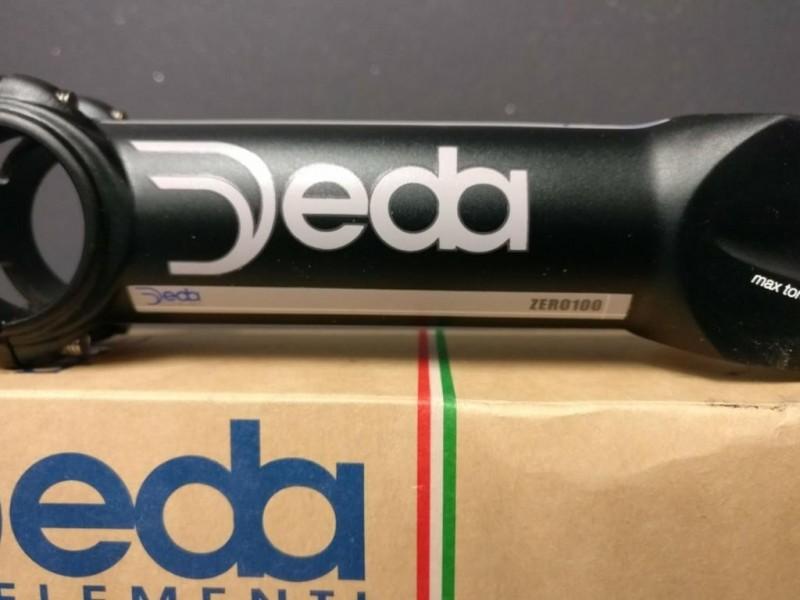 "Potence Aheadset ""DEDA ZERO"" 130mm (Ref 287)"