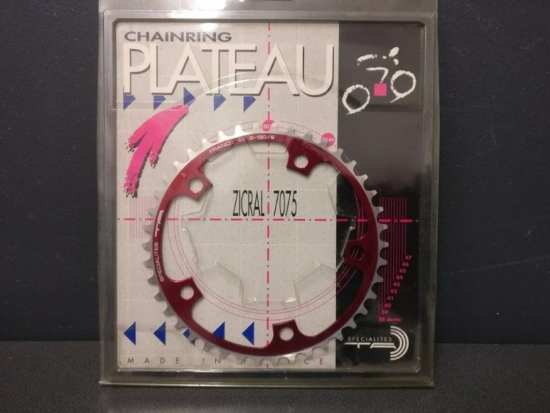 """Plateau OUR """"special TA"""" 42d BCD 130 (Ref 225)"""