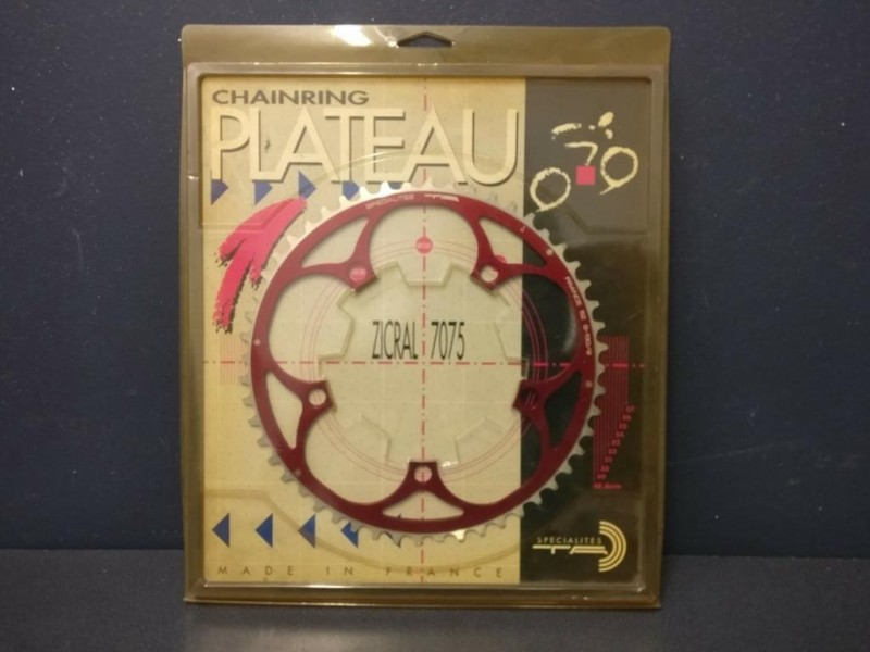"""Plateau OUR """"special TA"""" 52d (Ref 223)"""