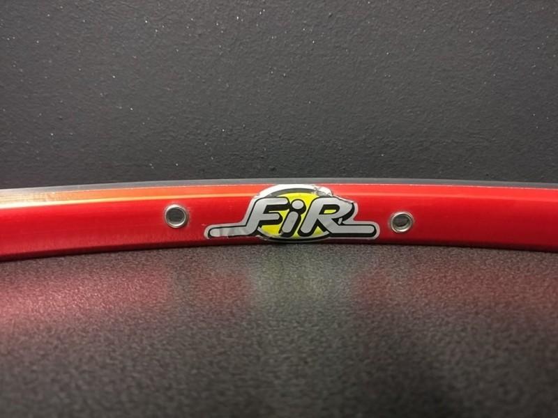 """Jante NOS """"FIR SC150"""" 28t Rouge"""