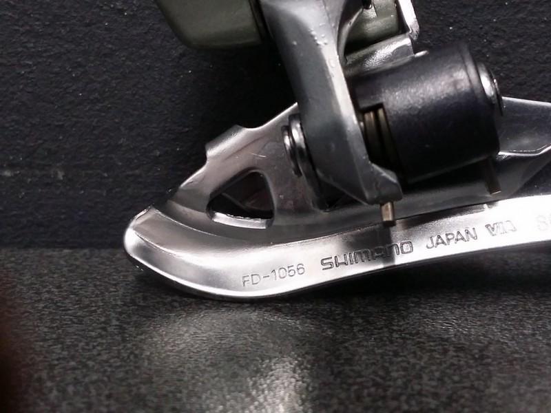 """Deragliatore anteriore """"SHIMANO 105"""" (Rif 496)"""
