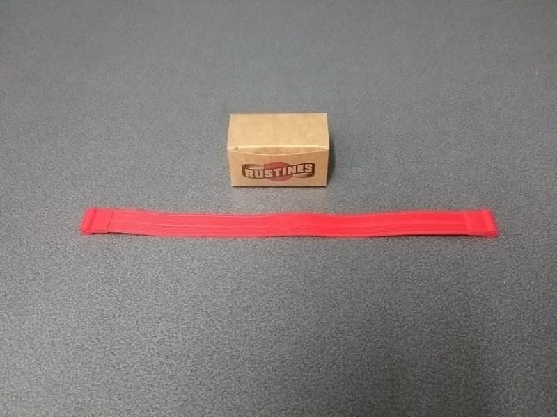 Protección de la base trasera Piloto (Rojo)