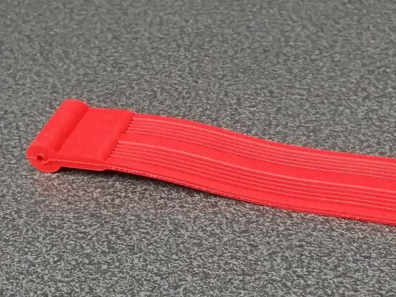 Protection base rear Rider (Red)