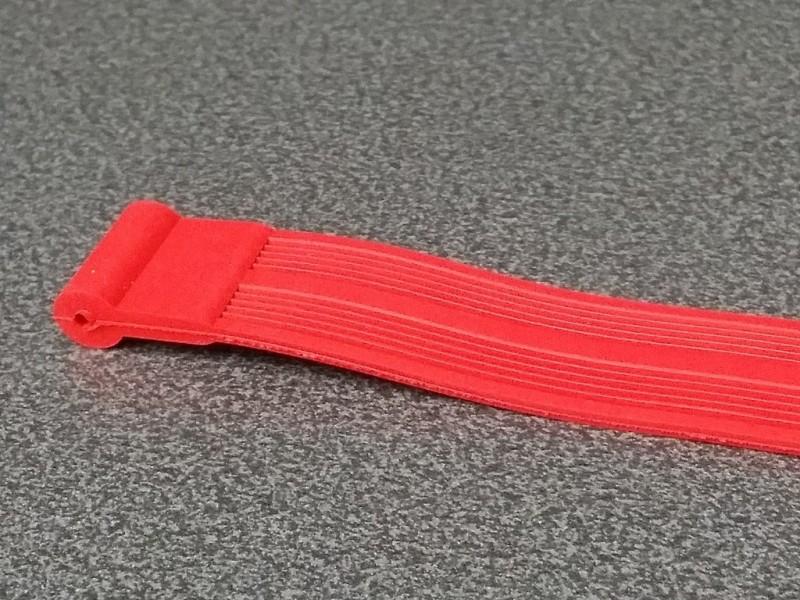 Protezione base posteriore di un Cavaliere (Rosso)