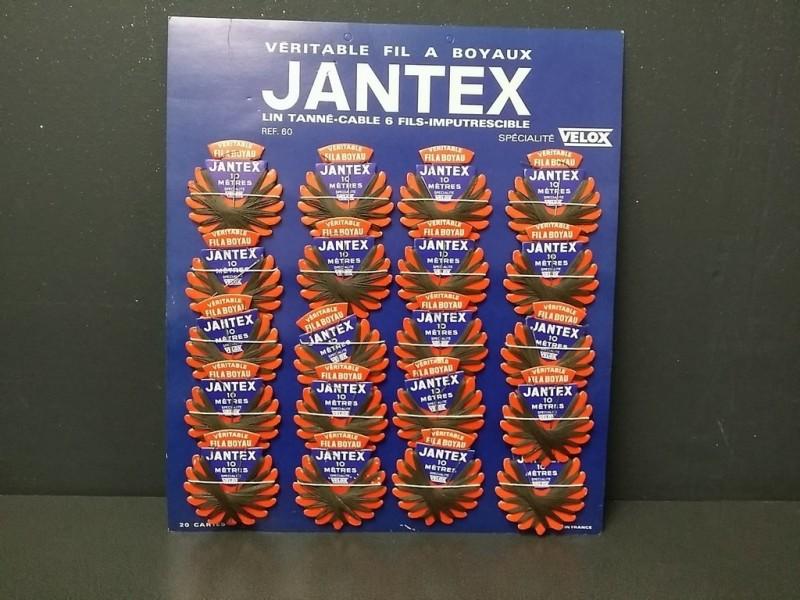 """Filo tubo """"JANTEX"""" la NOSTRA"""