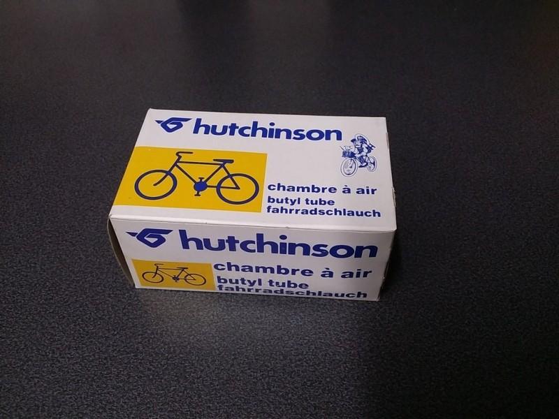 """Camera d'aria """"HUTCHINSON 24 x 1.75"""""""