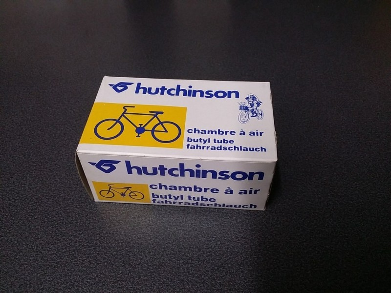 """Luft-kammer """"HUTCHINSON 24 x 1.75"""""""