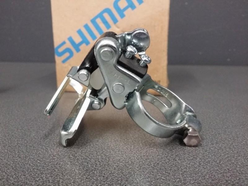 "Umwerfer ""SHIMANO TY10"" - triple (Ref 613)"