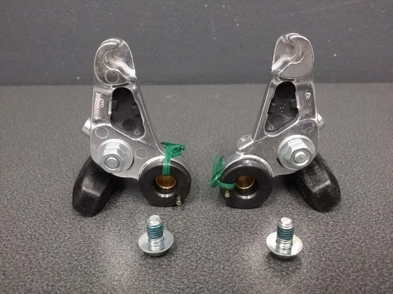 "Pads brake Cantilever ""WEINMANN"" (Ref 265)"