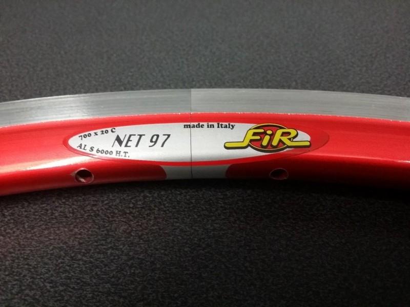 """Rim NUESTRO """"FIR NET97"""" 36t"""