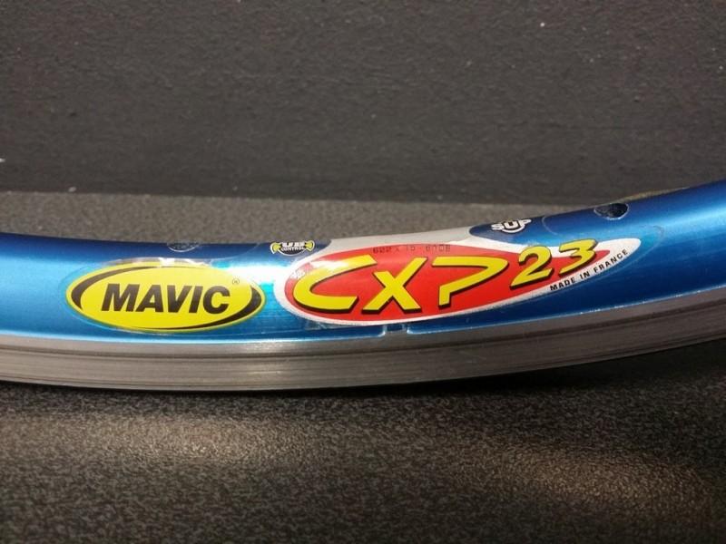 """Jante NOS """"MAVIC CXP22"""" 28t"""