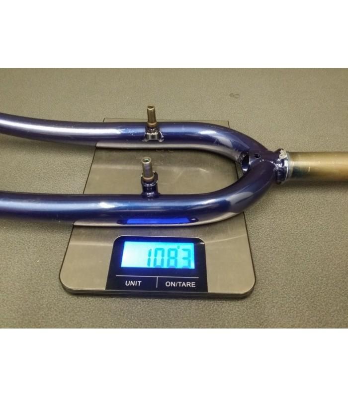 Tenedor de 700 cantilever de acero azul, azul marino (Ref 10)