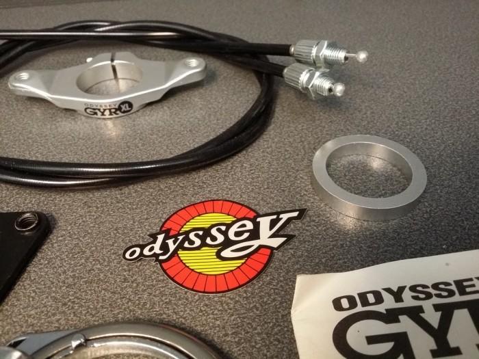 "Jeu de Direction BMX ""ODYSSEY GYRO XL"" (Ref 249)"