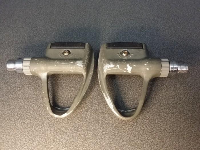 """Los pedales automáticos """"WELLGO R3"""" (Ref 386)"""