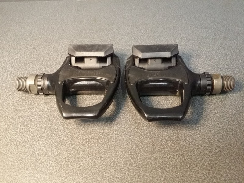 """Los pedales automáticos """"SHIMANO PD-R540"""" (Ref 374)"""