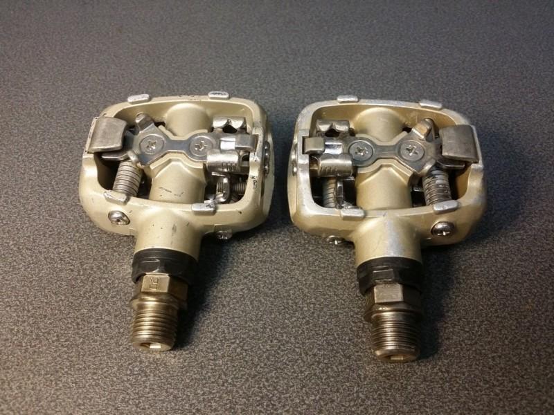 """Los pedales automáticos """"MKS MXP-110"""" (Ref 372)"""