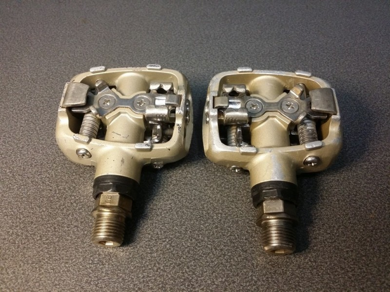 "Pedali automatici ""MKS MXP-110"" (Rif 372)"