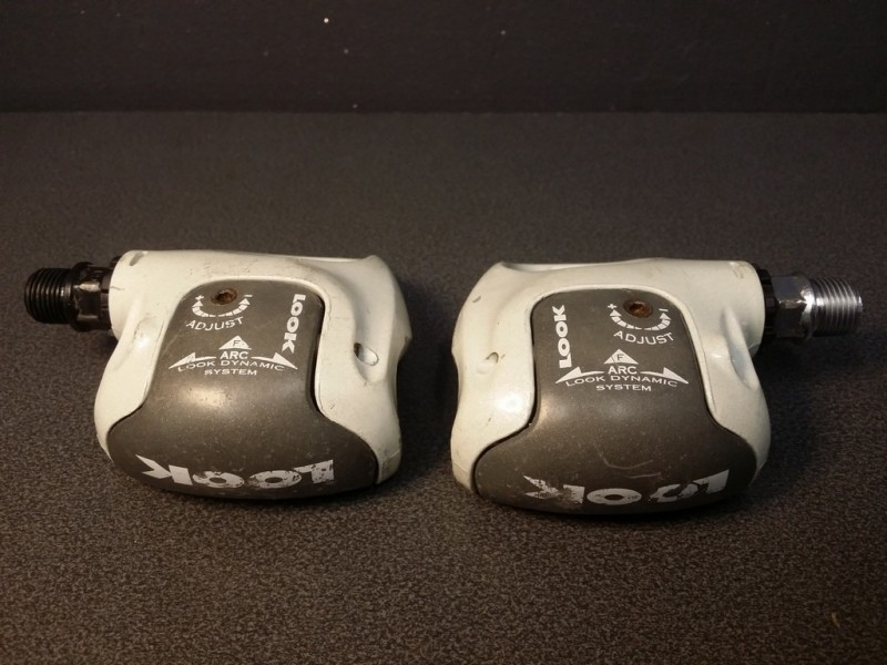 """Pedals automatic """"LOOK PP137"""" (Ref 369)"""