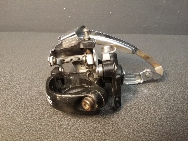 "Umwerfer ""mit""SHIMANO DEORE"" - triple (Ref 672)"