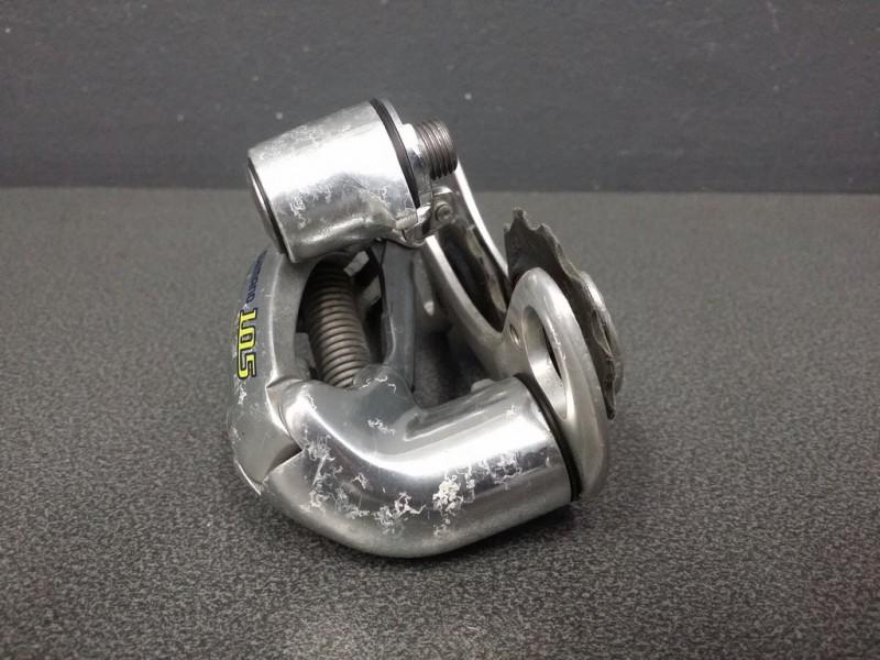 """Dérailleur arrière """"SHIMANO 105"""" 9v (Ref 687)"""