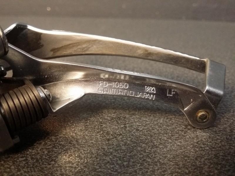 """Deragliatore anteriore """"SHIMANO 105"""" (Rif 720)"""