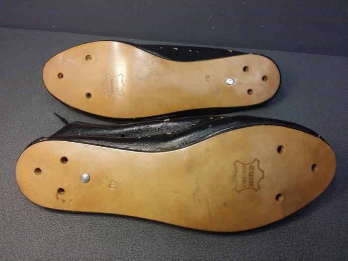 """Schuhe UNSERE """"WEIHNACHTS-AGIRO"""" Größe 40 (Ref 02)"""