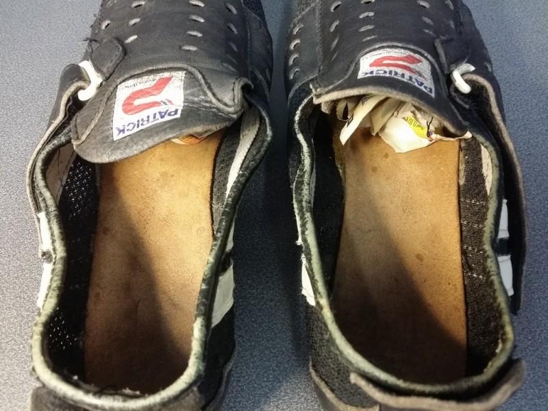 "Chaussures ""BERNARD HINAULT"" Taille 39 (Ref 04)"
