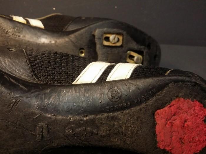 "Schuhe ""BERNARD HINAULT"" Größe 39 (Ref 04)"