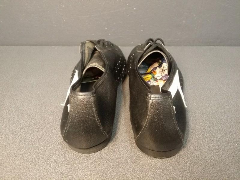 "Zapatos ""AGIRO negro/blanco-Tamaño de 39 (Ref 12)"