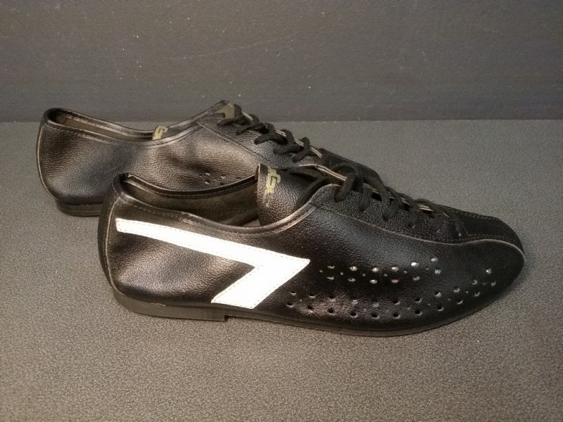 "Shoes ""AGIRO black/white-Size 39 (Ref 12)"