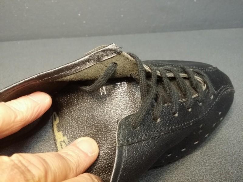 """Schuhe """"AGIRO schwarz/weiß"""" Größe 39 (Ref 12)"""