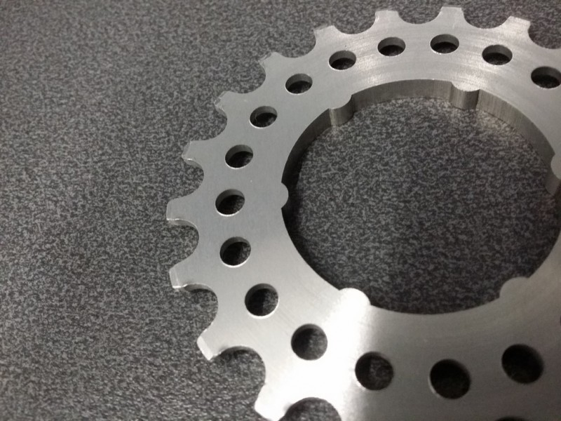 """Sprocket freewheel NOS """"CAMPAGNOLO SR 50th"""" 20d (Ref 03)"""