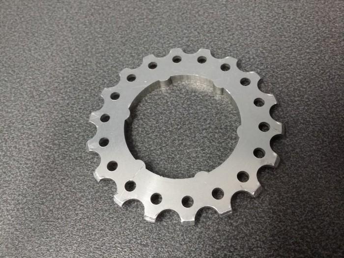 "Sprocket freewheel CAMPAGNOLO SR 50th"" 18d (Ref 04)"