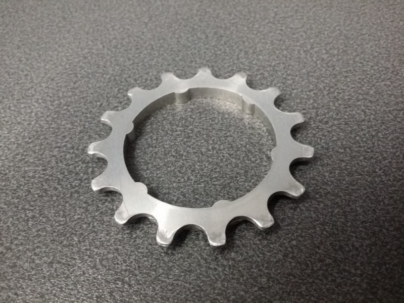 "Sprocket freewheel CAMPAGNOLO SR 50th"" 15d (Ref 05)"