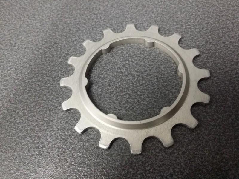 "Sprocket freewheel CAMPAGNOLO SR 50th"" 16d (Ref07)"