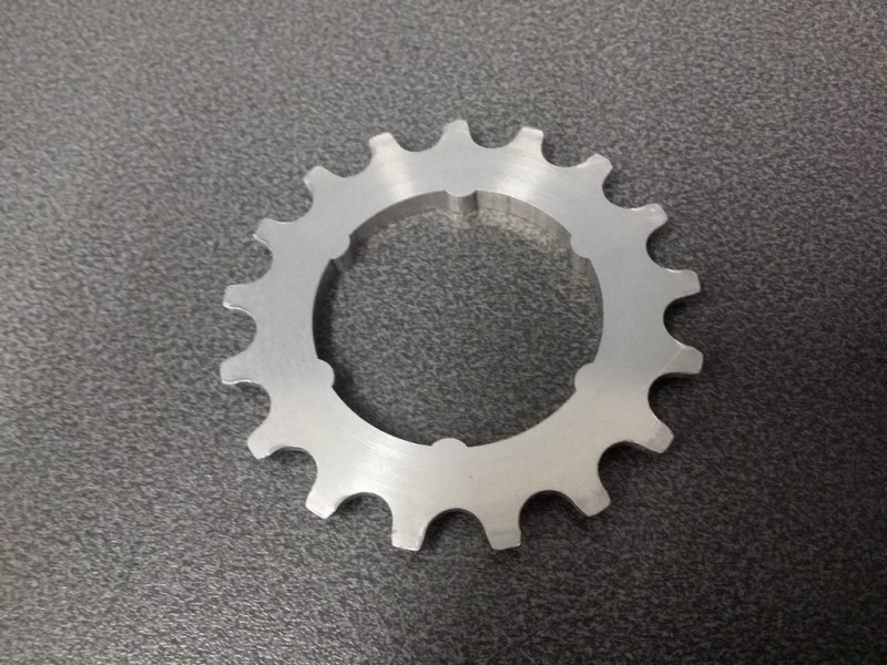 "Sprocket freewheel CAMPAGNOLO SR 50th"" 17d (Ref 11)"