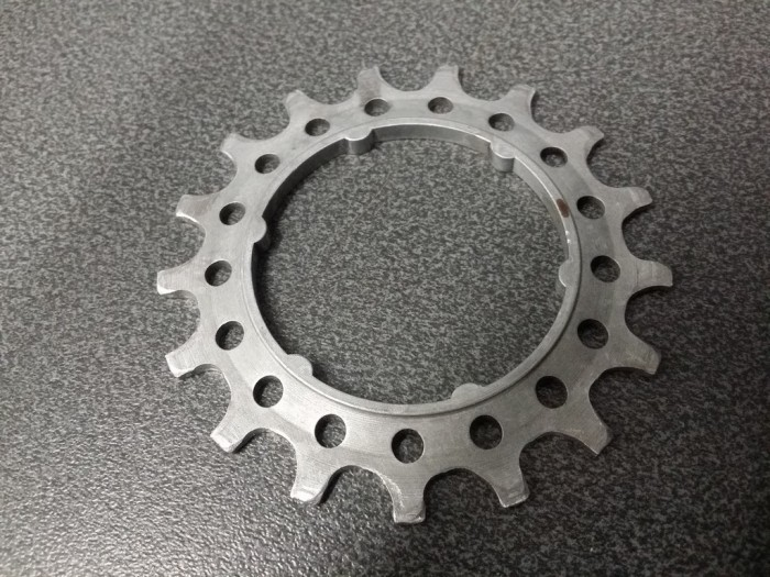 "Sprocket freewheel CAMPAGNOLO SR 50th"" 17d (Ref 14)"