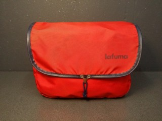 "Handlebar bag ""LAFUMA"" Red"