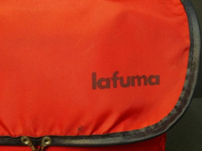 """Sacoche de guidon """"LAFUMA"""" Rouge"""