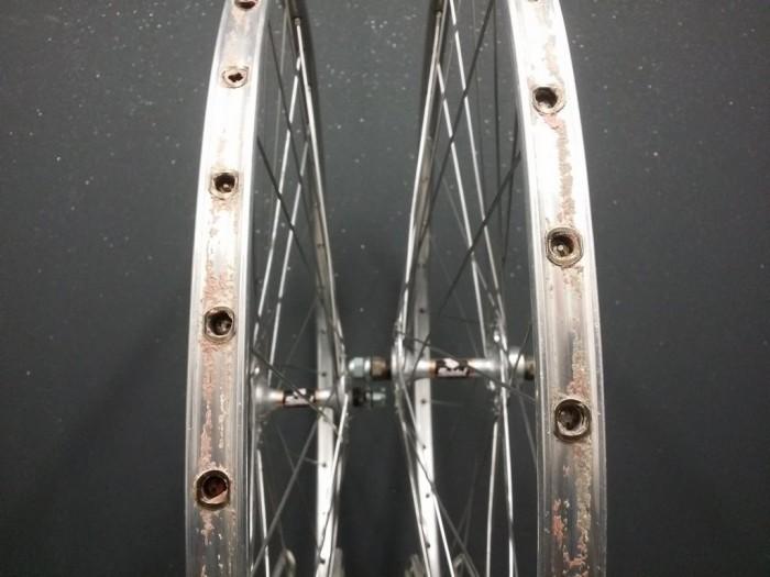 """Paire de roue 700 piste """"SPIDEL PROFESSIONNEL"""" (Ref 10)"""