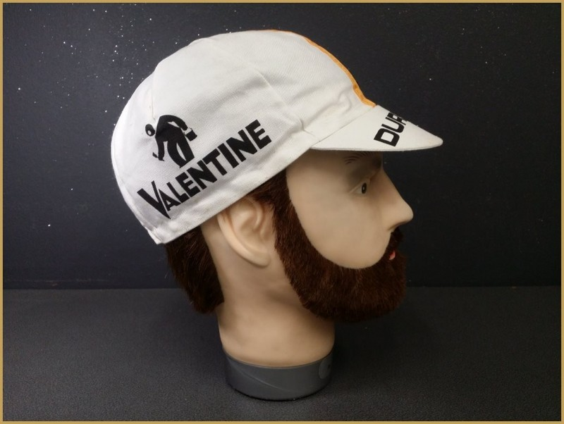 """Cap """"DUREUX / VALENTINE"""" (Ref 62)"""