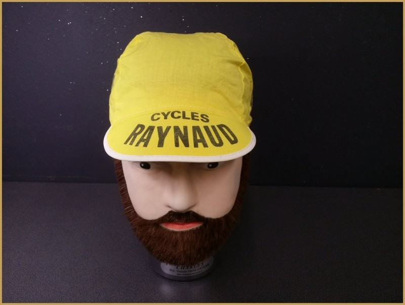 "Casquette ""CYCLES RAYNAUD"" (Ref 82)"