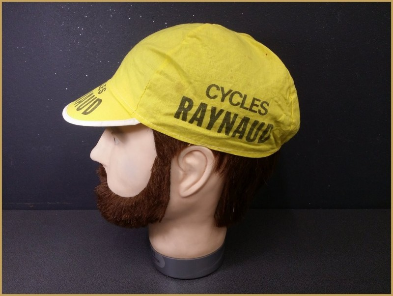 """Casquette """"CYCLES RAYNAUD"""" (Ref 82)"""