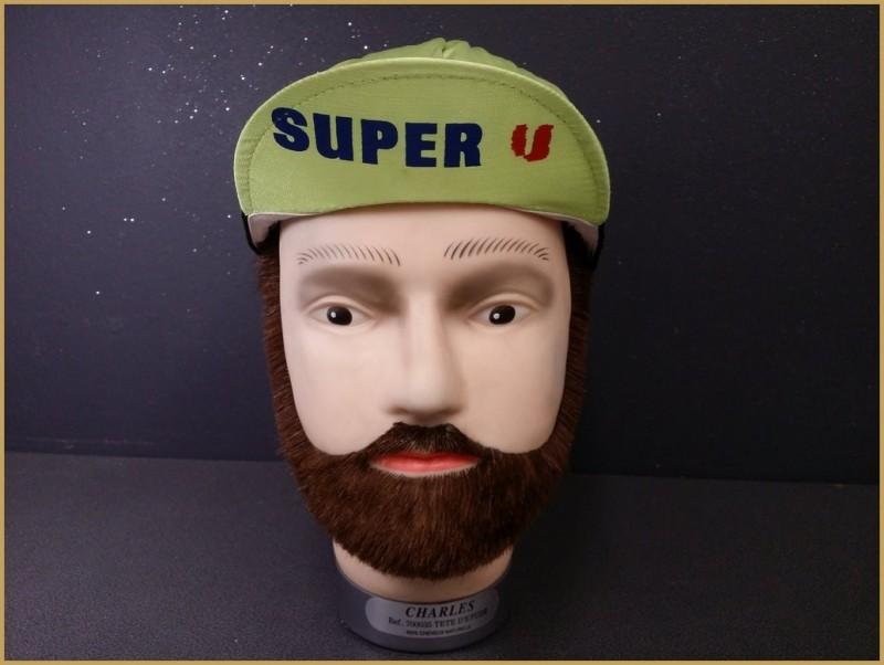 "Casquette ""SUPER U"" pluie (Ref 84)"
